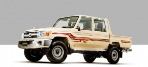 Toyota Landcruiser Pick-up Double Cabin