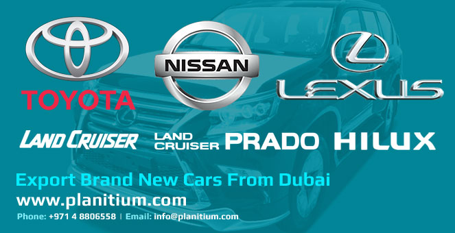 Car Dubai Export