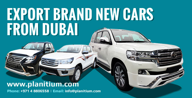 Car Export Dubai