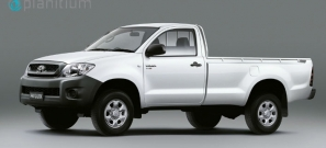 Toyota Hilux Pick Up Single Cabin