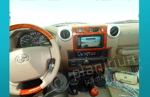 Toyota Land Cruiser 70 LC Pick Up LX AC + DT + DL + Win ...