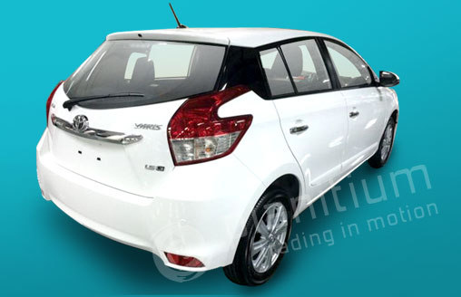 Toyota Yaris Hatchback 1 5 Dealers Exporter In Dubai