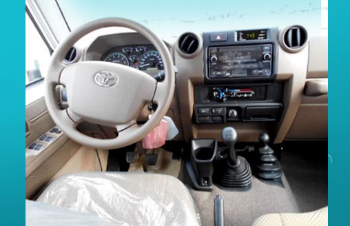 Corolla For Sale >> Toyota LC 76 Land Cruiser Sale | Exporter | Dealer Dubai