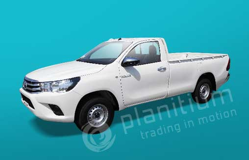 Toyota hilux 2016 pickup exporter dubai colombia for Mercedes benz b0 service