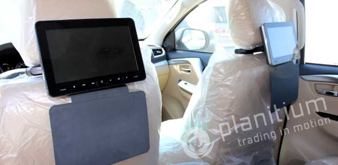 DVD Entertainment system for Your Vehicles