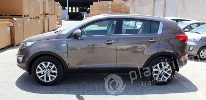 KIA Sportage SUV Export from Dubai