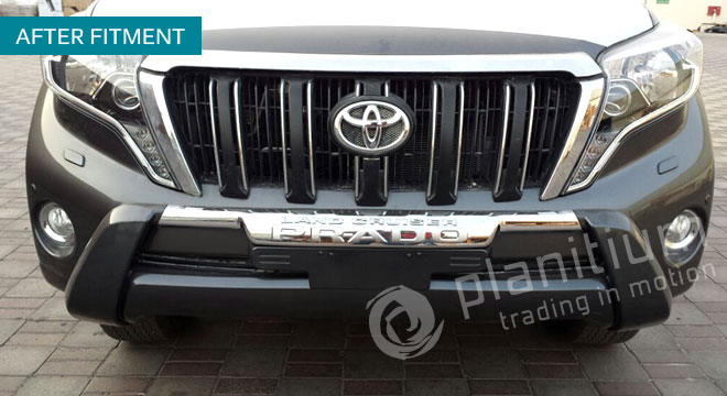 Toyota Prado Accessories