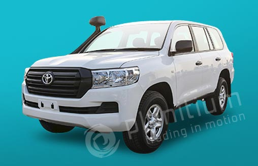 export toyota land cruiser gx diesel suv from dubai