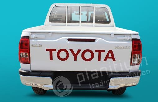Toyota Hilux Double Cab 4X4 GL-S 2018 Pick ups from UAE