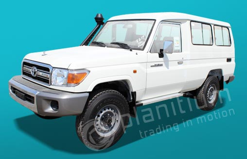 toyota lc grj78 4x4 hard top zt my 2018 export from uae