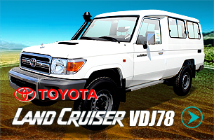 Toyota Land Cruiser 78 2018 Hard Top