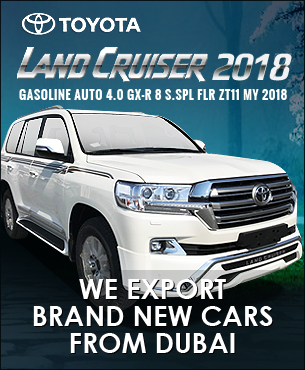 Toyota Land Cruiser Gas GX-R 8 S.SPL 2018