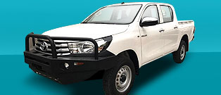Fittings in Toyota Hilux Pick-ups