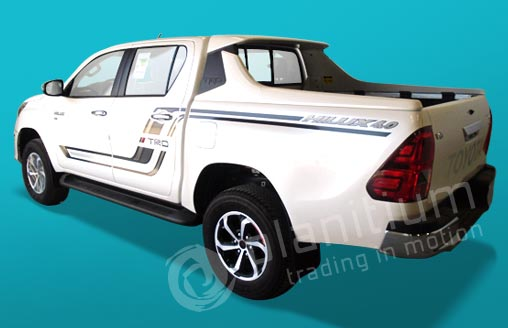 2019 Hilux 4 0 Gasoline 4x4 Trd Pickups From Dubai