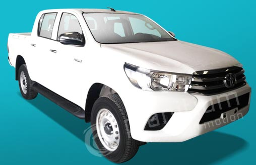 Export 2019 Toyota Hilux 4x4 Gasoline Pickups To Latin America