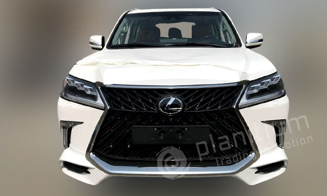 2019 Lexus LX570 Sport from Dubai