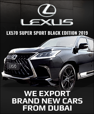 2019 Lexus LX570 Sport Black Edition