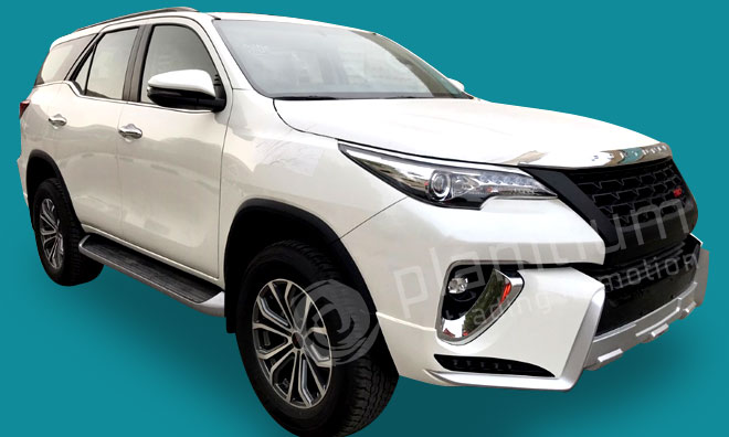 Toyota FortunerAccessories