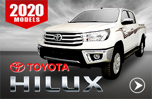2020 Toyota Hilux Pickups